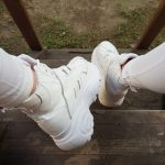 SNEAKERS LACCI PELLE BIANCO LONDON1 JAMMERS LONDON (2)