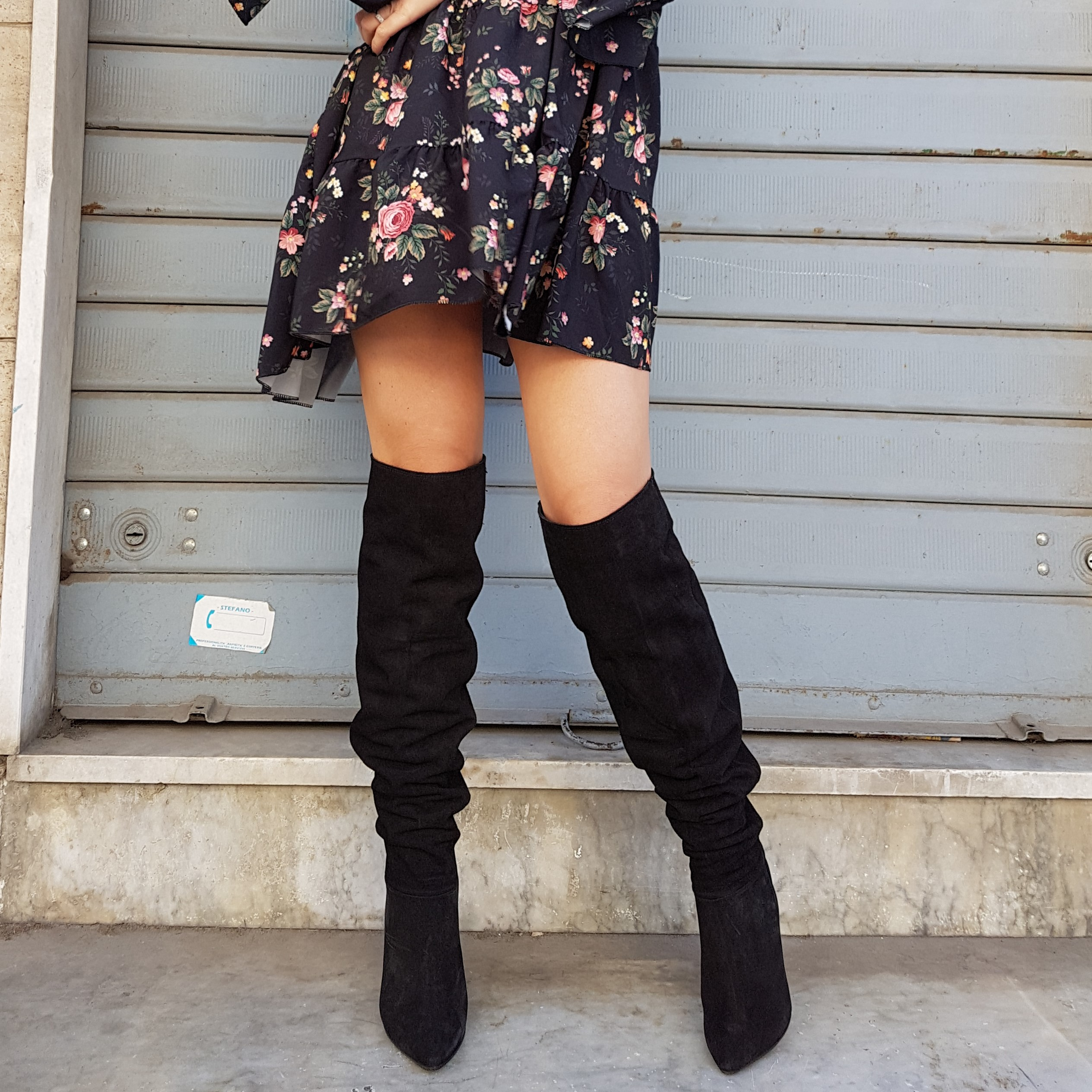 Stivali sopra il ginocchio