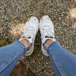 SNEAKERS PELLE BIANCO E ARGENTO STRIKE 3 JAMMERS LONDON (5)