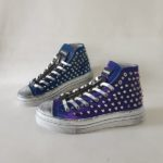 SNEAKERS BRILL BLUETTE MULTICOLORE E BORCHIE COIN LIA DIVA (2)